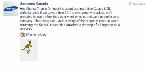 Samsung Kangaroo