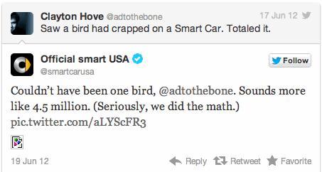 SmartCarTweet